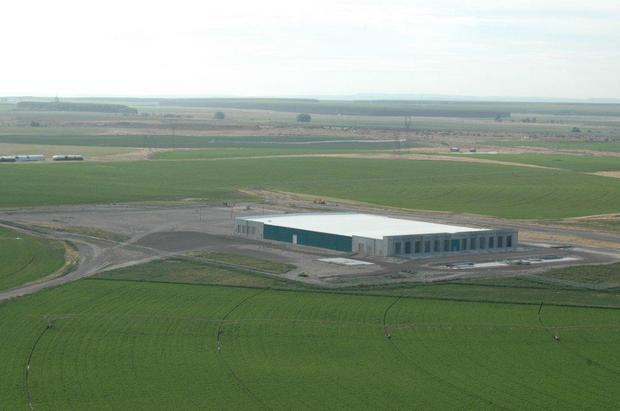 Datacenter d'Amazon dans l'Oregon
