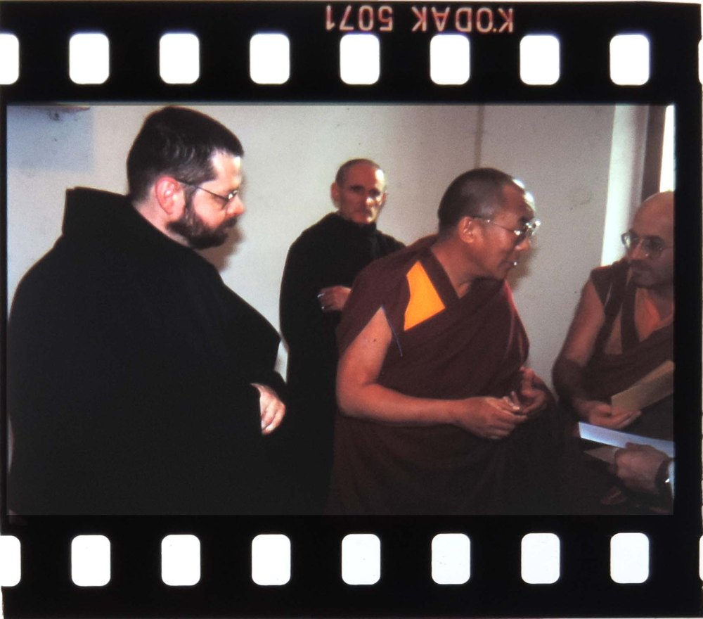 Didier Long Dalai Lama